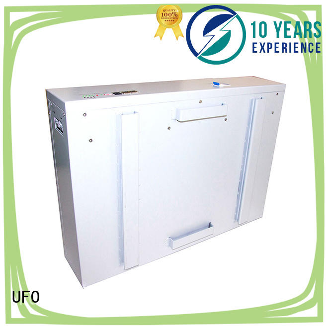 UFO solar power wall battery with automation control technology for solar system telecommunication ups