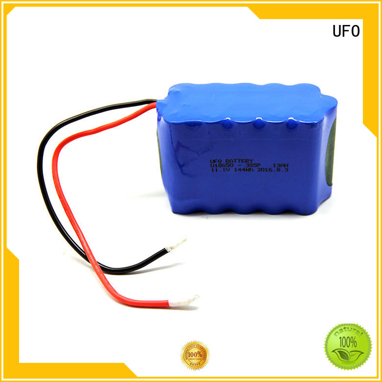 UFO lithium lithium ion rechargeable battery pack for business for sale