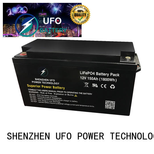 UFO Wholesale 12 volt lithium battery supply for alarm
