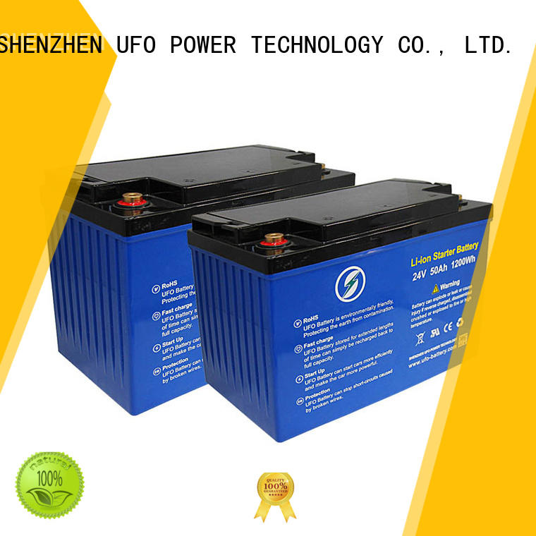UFO Latest lifepo4 battery pack suppliers for sale