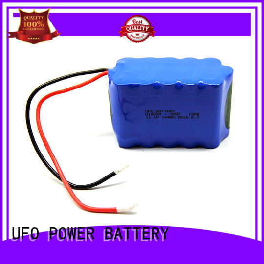 UFO street rechargeable battery pack with flexible size for sale
