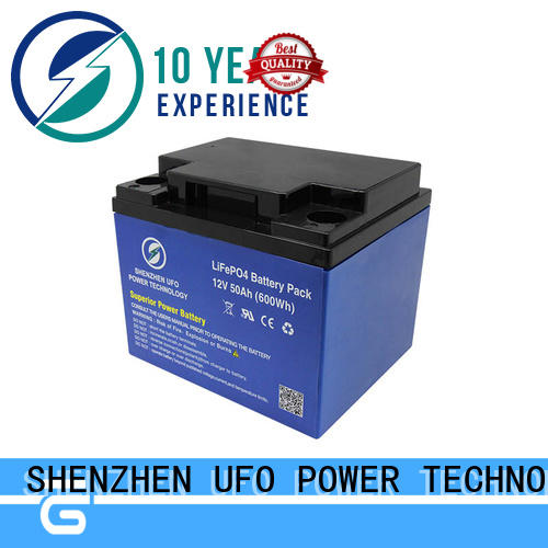 UFO professional 12 volt lithium battery lifepo for sale