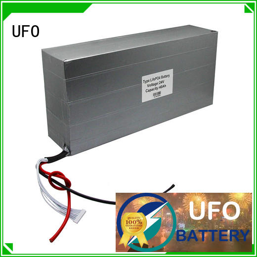 UFO lithium rechargeable lithium battery pack company for small device