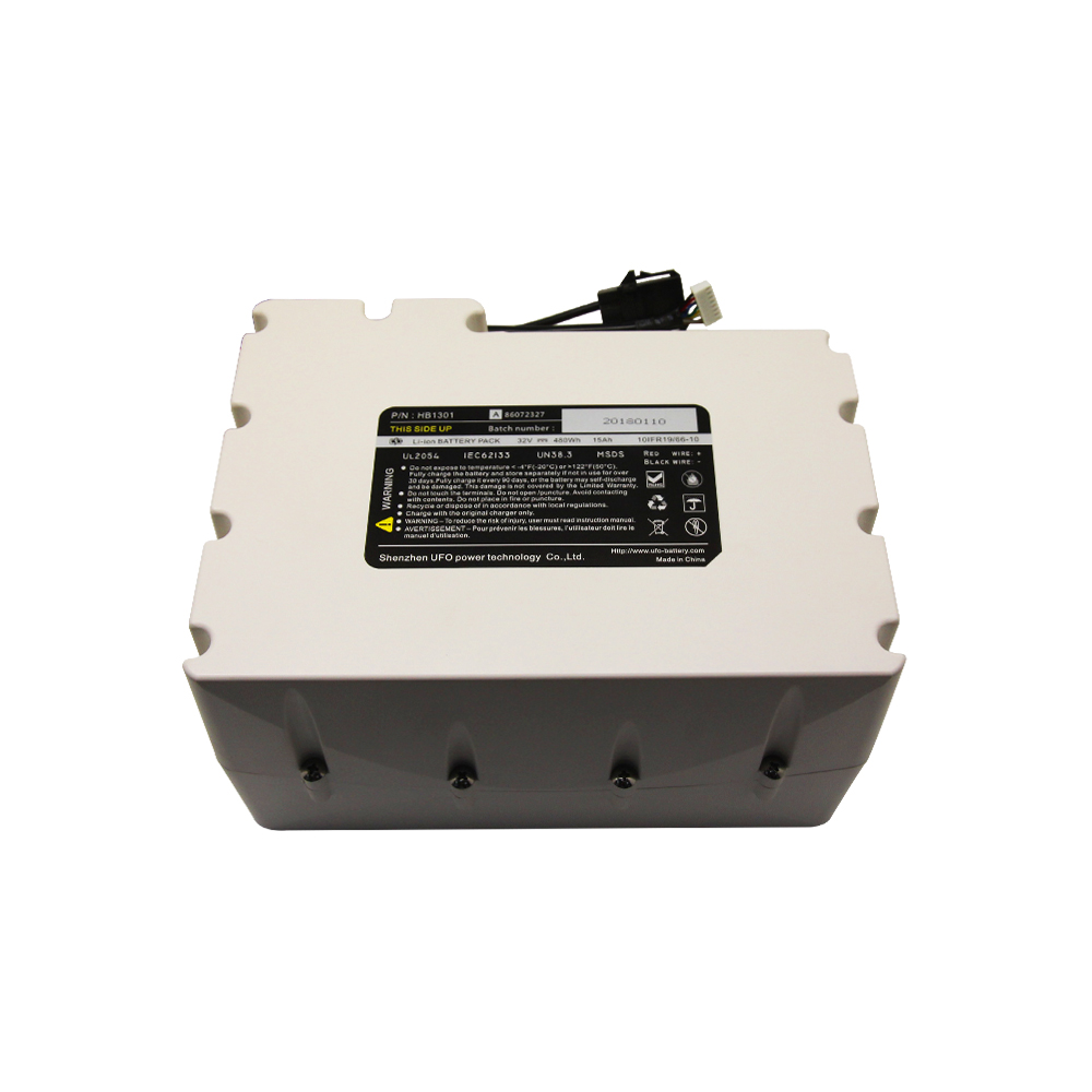 Lithium battery pack 32V15Ah for medical device-1