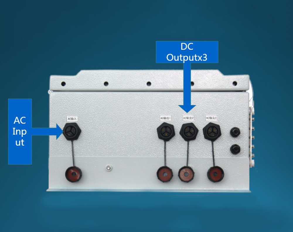 ODP-DC/AC 1.5KW Integrated dc power supply-4