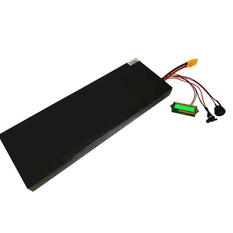 Rechargeable li ion battery pack 36V10Ah for small device