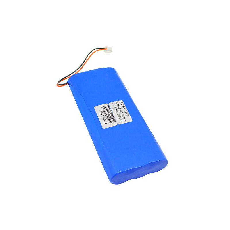 Rechargeable lithium battery pack 11.1V5Ah for small device