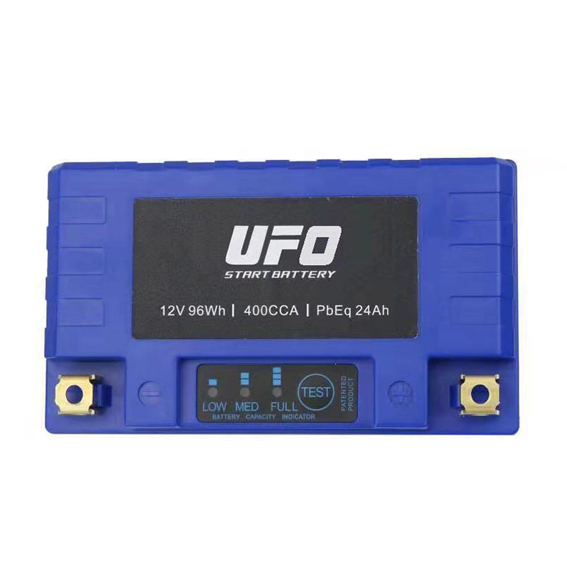 UFO Top lithium ion motorcycle battery for sale-3