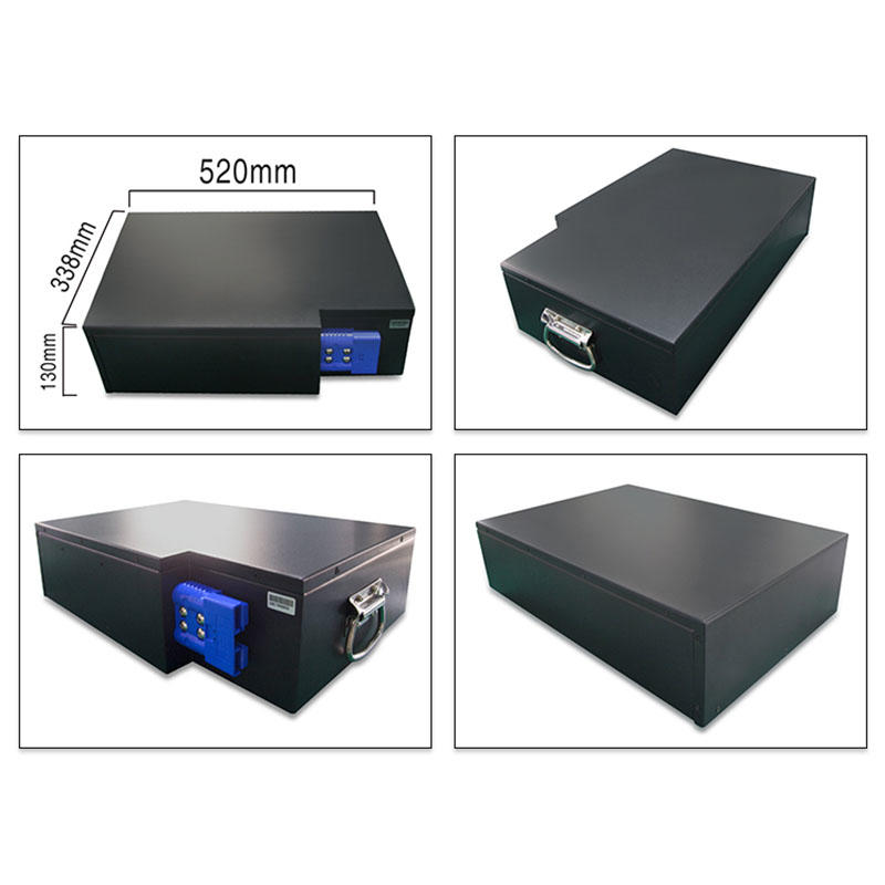 LiFePO4 motive power battery 51.2V80Ah for solar system telecommunication UPS
