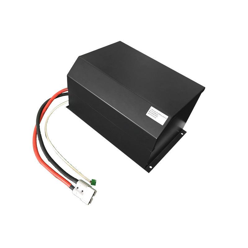 LiFePO4 motive battery 51.2V50Ah 2.56KWh for solar system telecommunication UPS AGV