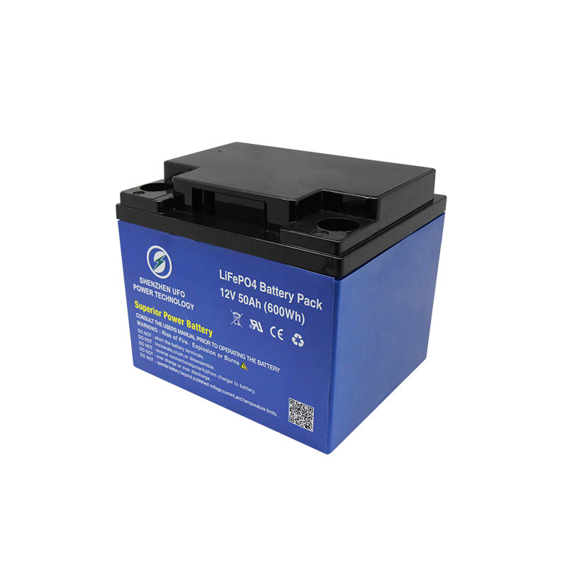 UFO 24v50ah lifepo4 battery factory for sale-2