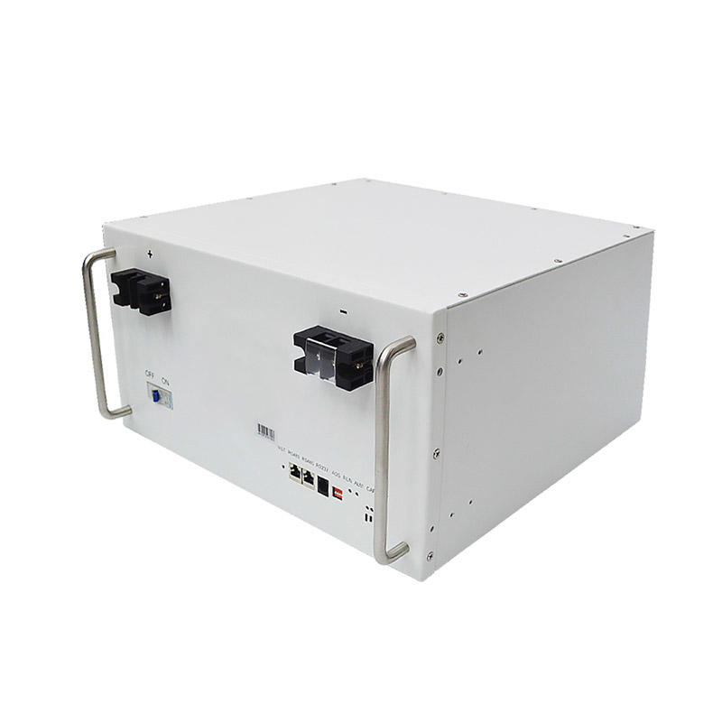 LiFePO4 Telecom Battery  with GPRS DATA TRANSMISSION UNITS (DTU) | 48V100Ah 5KWh | For Solar System,Telecommunication,UPS