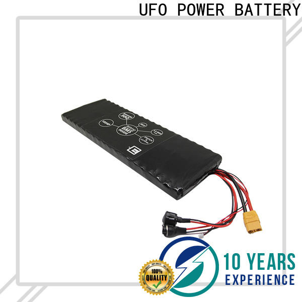 UFO 36v10ah lithium ion rechargeable battery pack company for small device