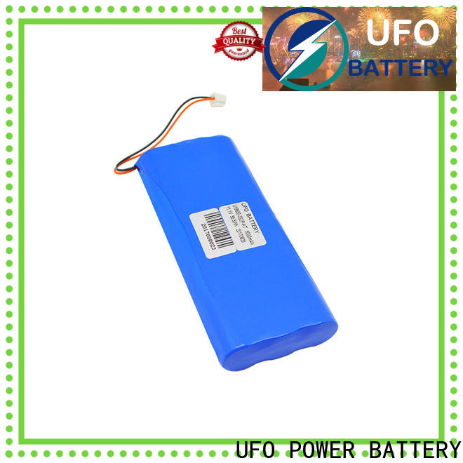 UFO Top lithium ion rechargeable battery pack suppliers for small device