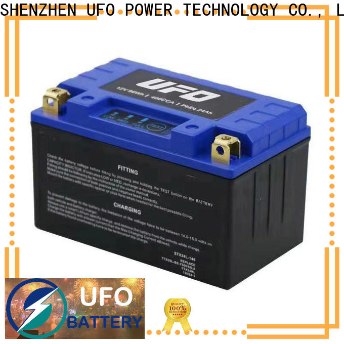 High-quality motorcycle starter battery motorcycle factory