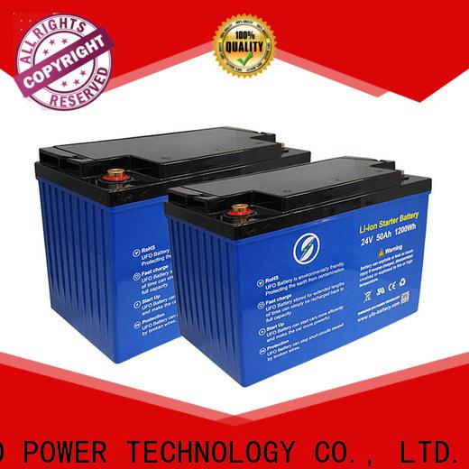 UFO lifepo4 lithium iron battery company for sale