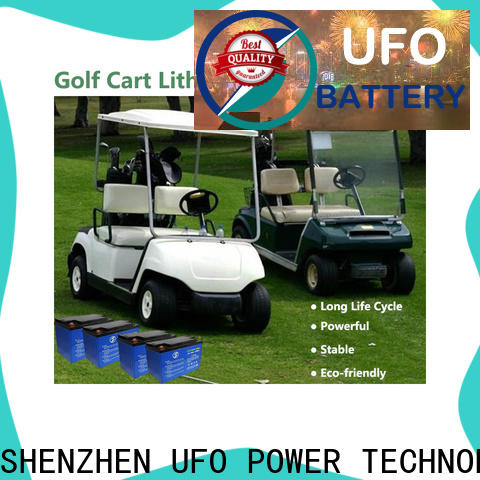 UFO golf lifepo4 battery for business for sale