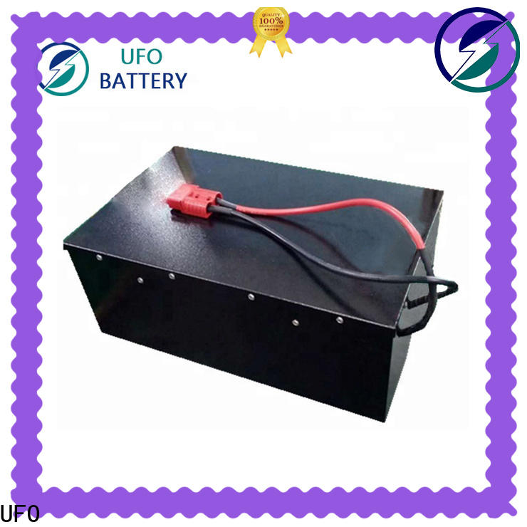 UFO 512v50ah motive power battery for business for solar system telecommunication ups