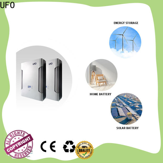 UFO lithium ion battery pack for business for solar system telecommunication ups