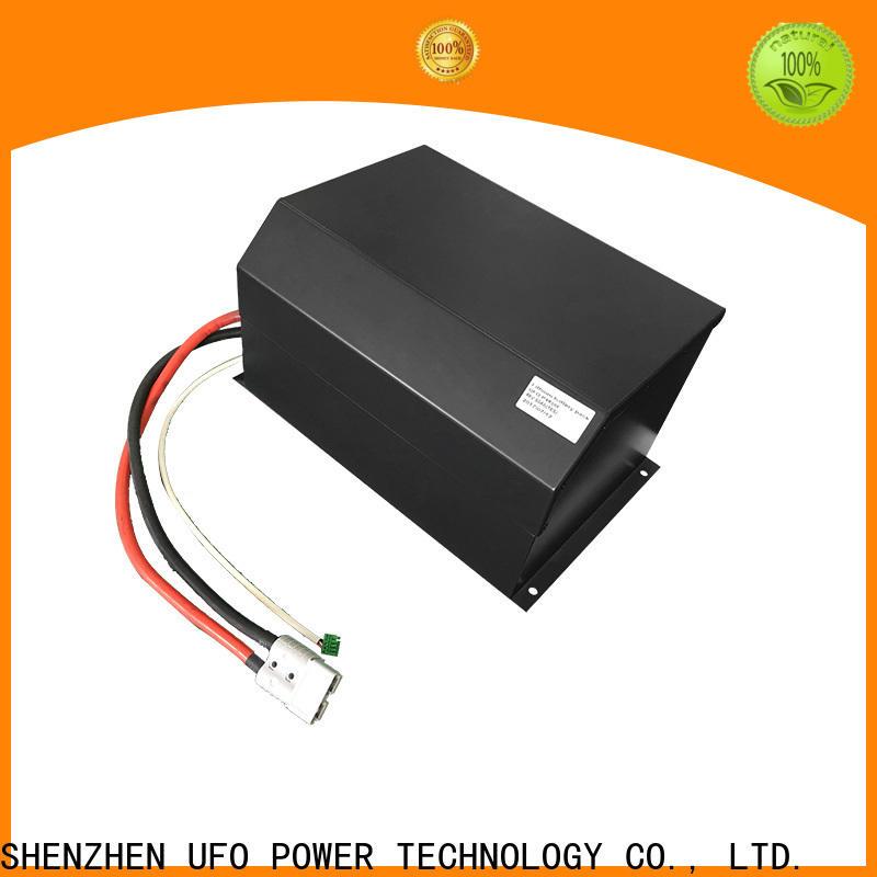 UFO Custom motive power battery factory for solar system telecommunication ups