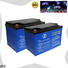 High-quality 12v lithium iron battery 128v100ah suppliers for alarm