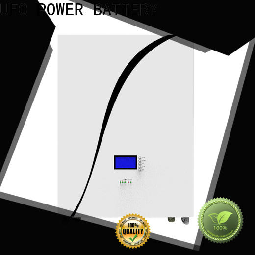 UFO New power wall battery manufacturers for solar system telecommunication ups