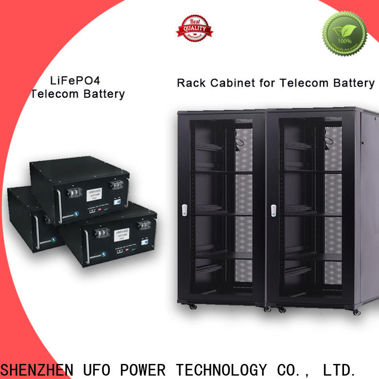 UFO 48v50ah telecommunication battery company for sale