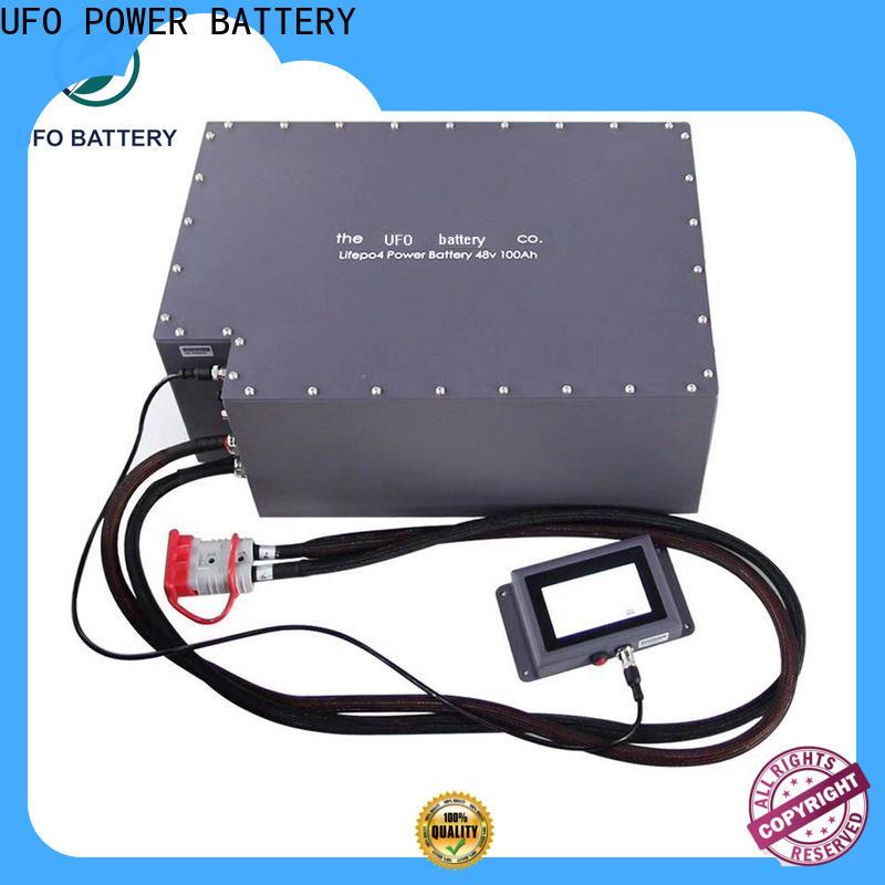 Wholesale motive power battery ups supply for solar system telecommunication ups agv