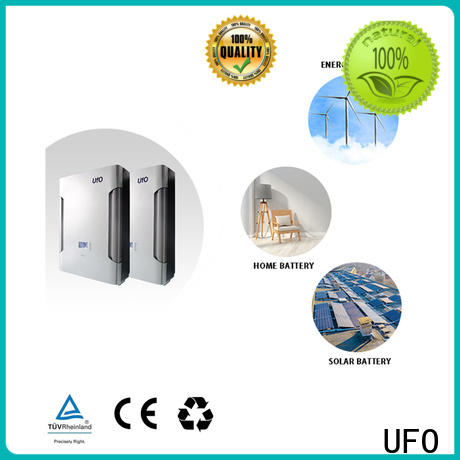 UFO lifepo4 battery pack company for solar system Gel battery replacement