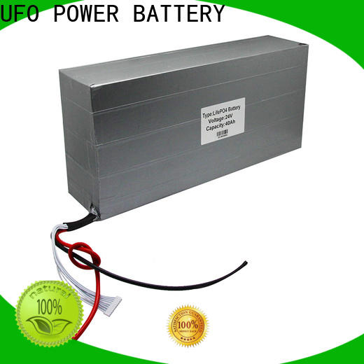 High-quality lithium ion rechargeable battery pack 36v10ah for business for sale