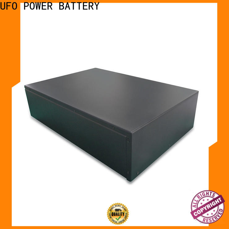 UFO Custom motive battery factory for solar system telecommunication ups