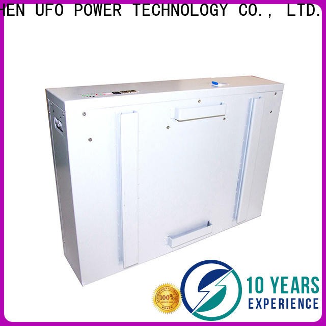 UFO wall power wall battery manufacturers for solar system telecommunication ups