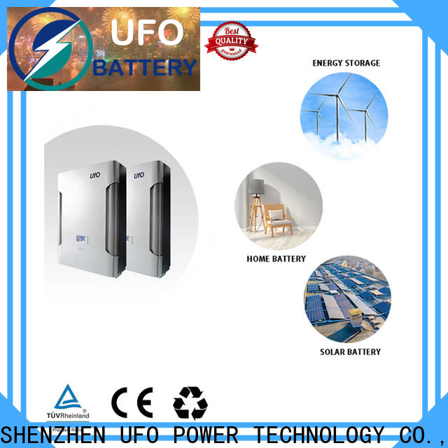 UFO lifepo4 battery pack supply for solar system telecommunication ups