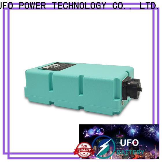 UFO 144v10ah custom battery packs company for sale