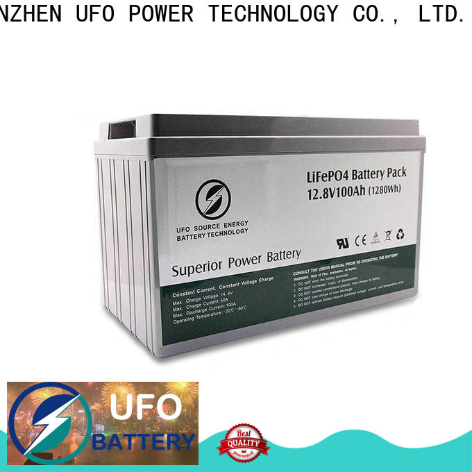 UFO replacement 12 volt lifepo4 battery manufacturers for alarm
