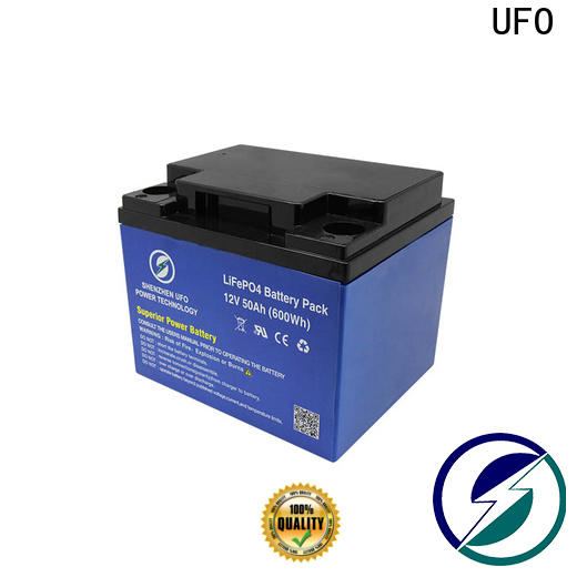 UFO 128v150ah 12v lithium iron battery suppliers for solar system Gel battery replacement