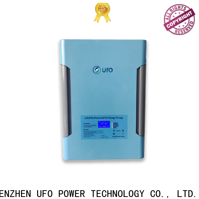 UFO New home powerwall manufacturers for solar system telecommunication ups