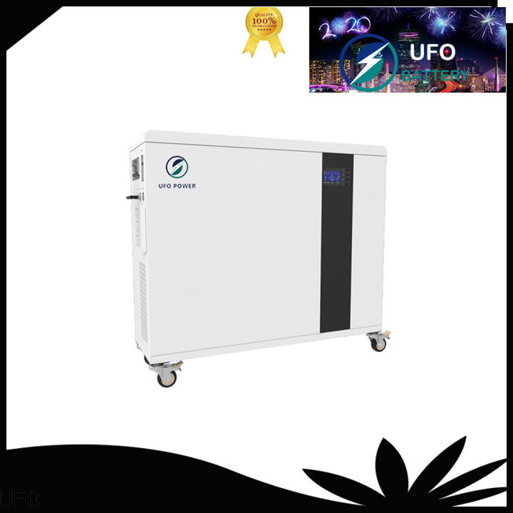 UFO Best power wall battery factory for sale