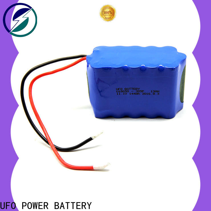 UFO Top rechargeable battery pack manufacturers for sale