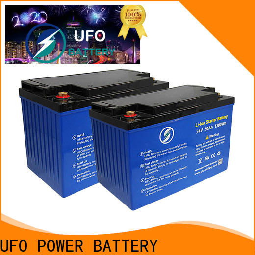 UFO Latest 12v lithium iron battery manufacturers for alarm