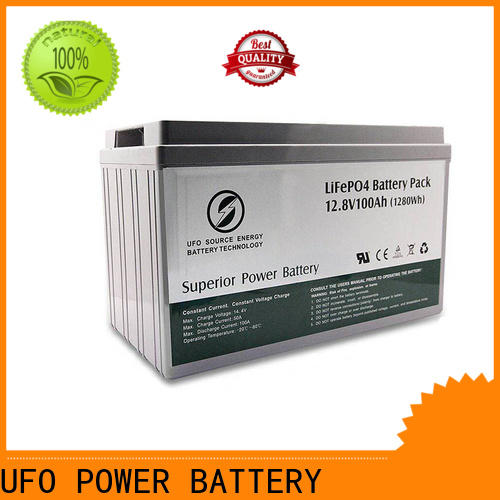 High-quality 12 volt lithium battery 200ah manufacturers for alarm
