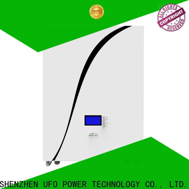 New solar powerwall lifepo4 factory for solar system telecommunication ups