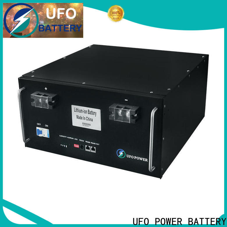 UFO Wholesale telecom battery suppliers for solar street lamp