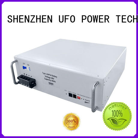 UFO telecommunication battery with automation control technology for sale