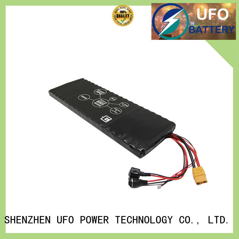 UFO Latest rechargeable battery pack factory for sale