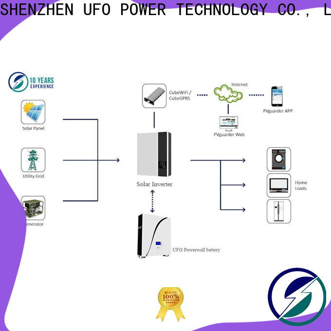 Latest home powerwall ups company for solar system telecommunication ups