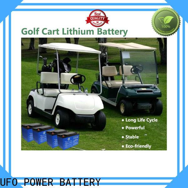 UFO 128v100ah 12 volt lifepo4 battery for business for alarm