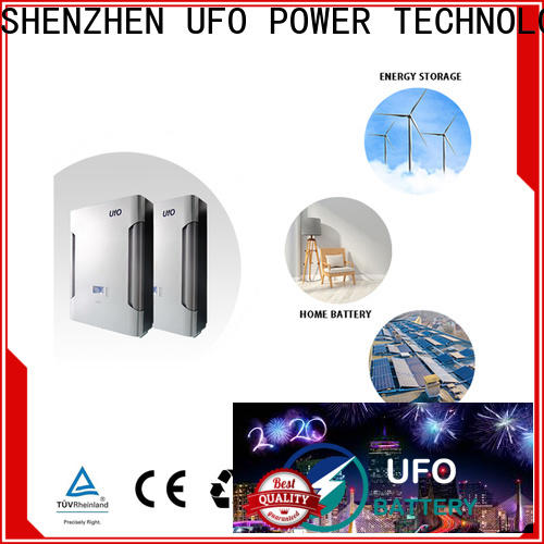 UFO New lithium ion battery pack manufacturers for solar system telecommunication ups