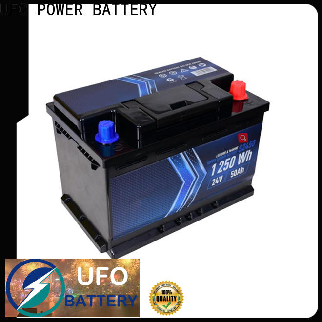 UFO Latest lithium ion motorcycle battery