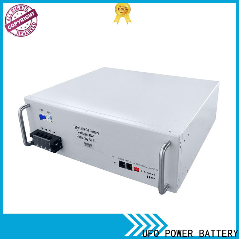 UFO High-quality telecommunication battery for business for communication base station